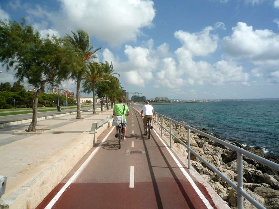 cycle hire_palma_promenade